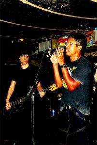 !Slama, na primeira noite do Grito Rock BH 2009