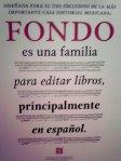 Uma família para editar livros principalmente em espanhol